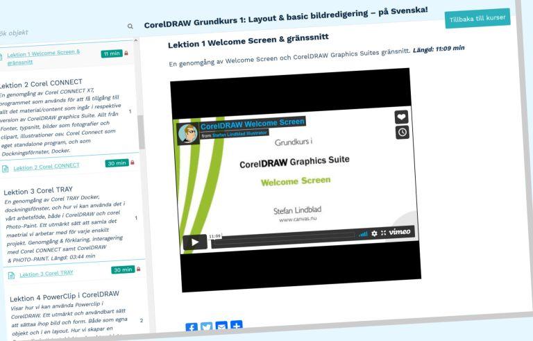 Starta onlinekurser i egen regi – använd Learnpress