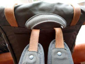Fjallraven Rucksack No 21 straps