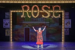 Natalie Blalock as Mama Rose. Photo / Andy Dudik