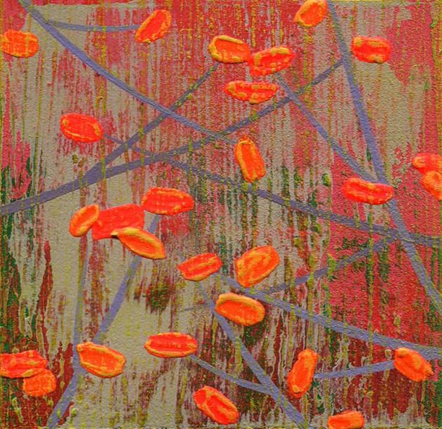 """""""Micro-scape 46"""" by Susan Danko"""