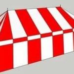 rectangular medieval tents