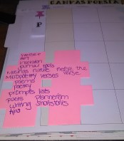 post calendar/tags at a glance.