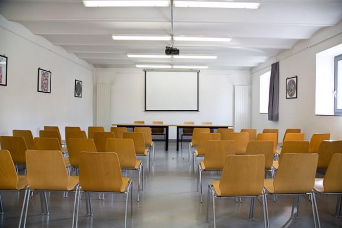 Sala conferenze - Canvetto Luganese