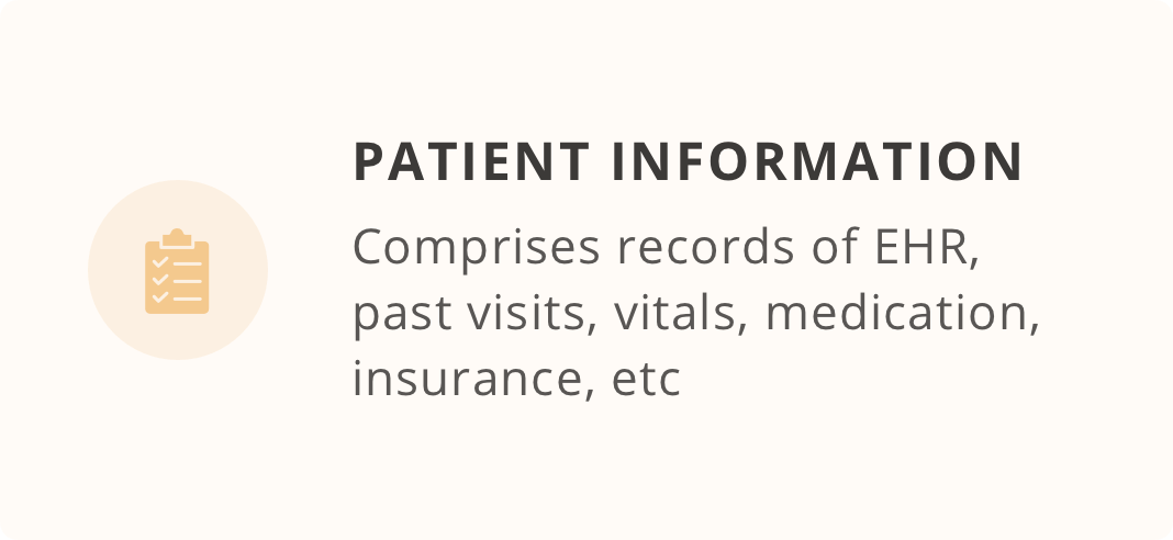 Patient Information Card