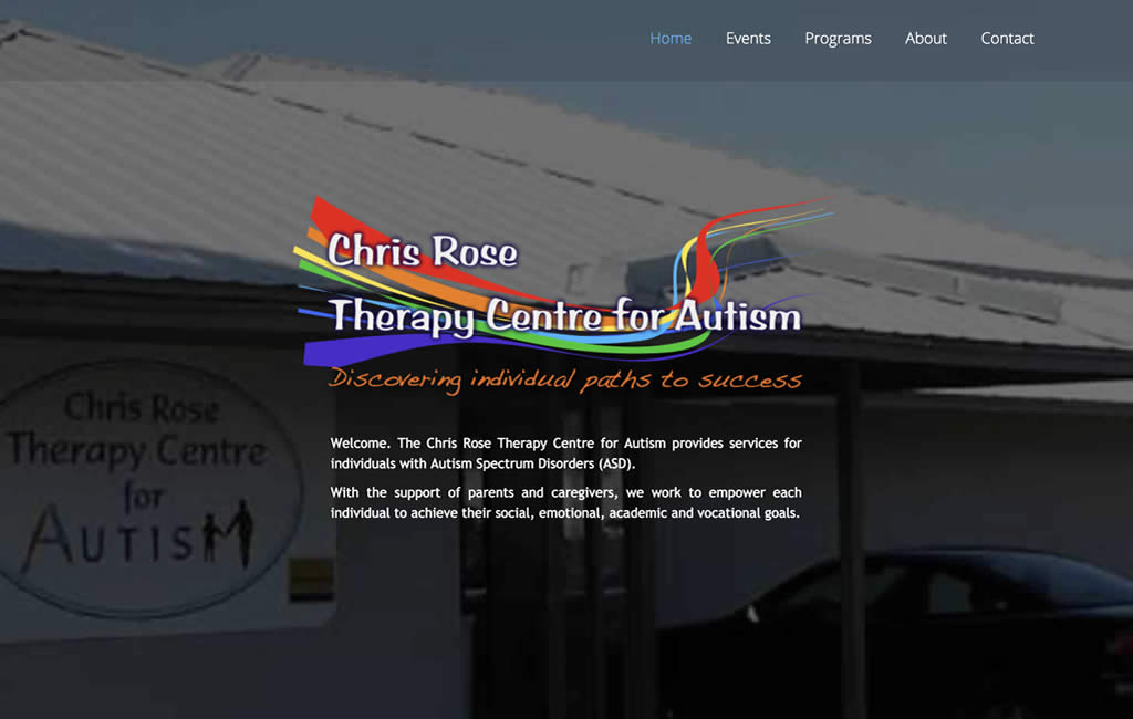 Chris Rose Therapy Centre for Autism | Kamloops BC