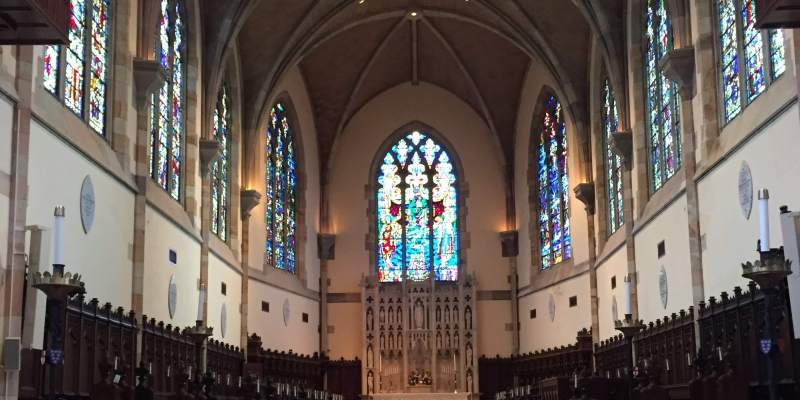 Sewanee All Saints Chapel