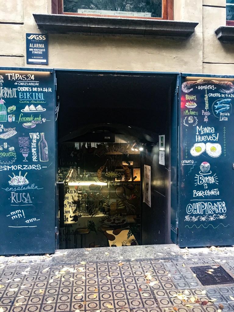 Barcelona Tapas 24
