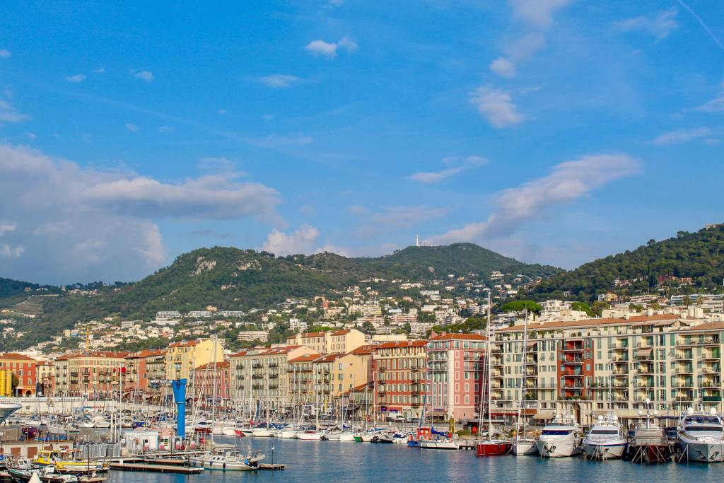 Vieux Port Nice, France