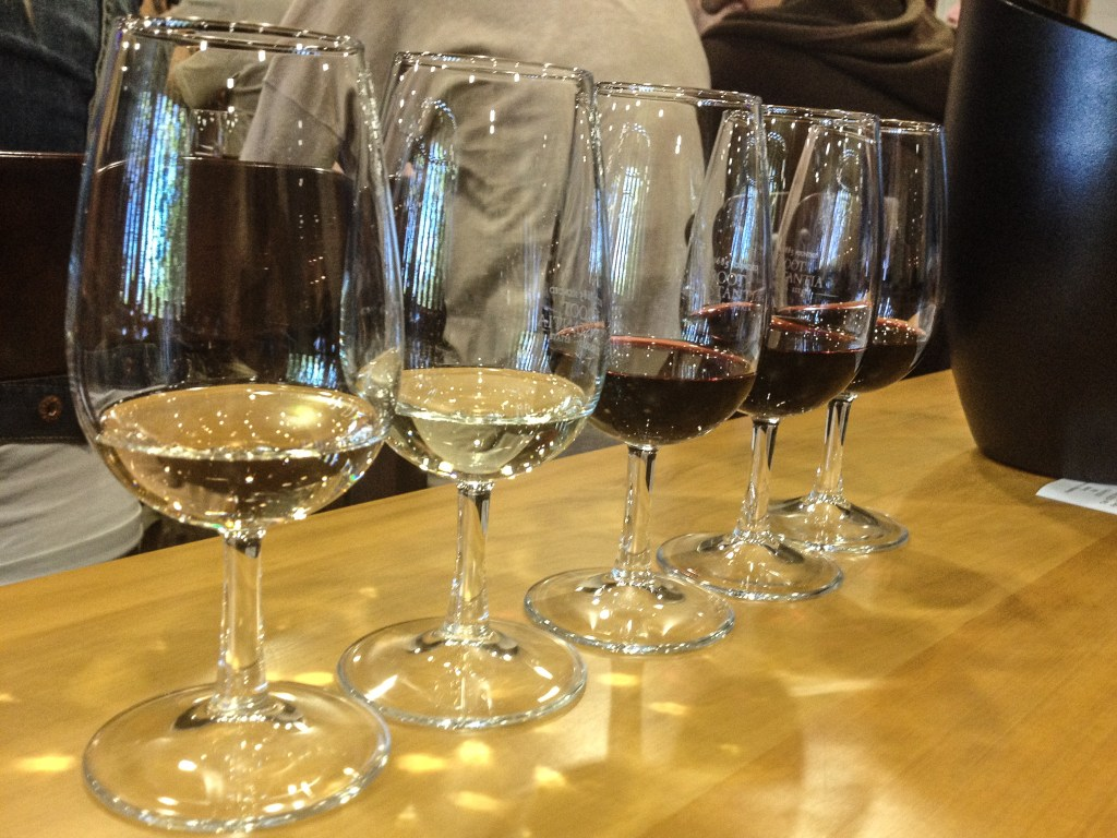 Groot Constantia Wine Tasting - South Africa