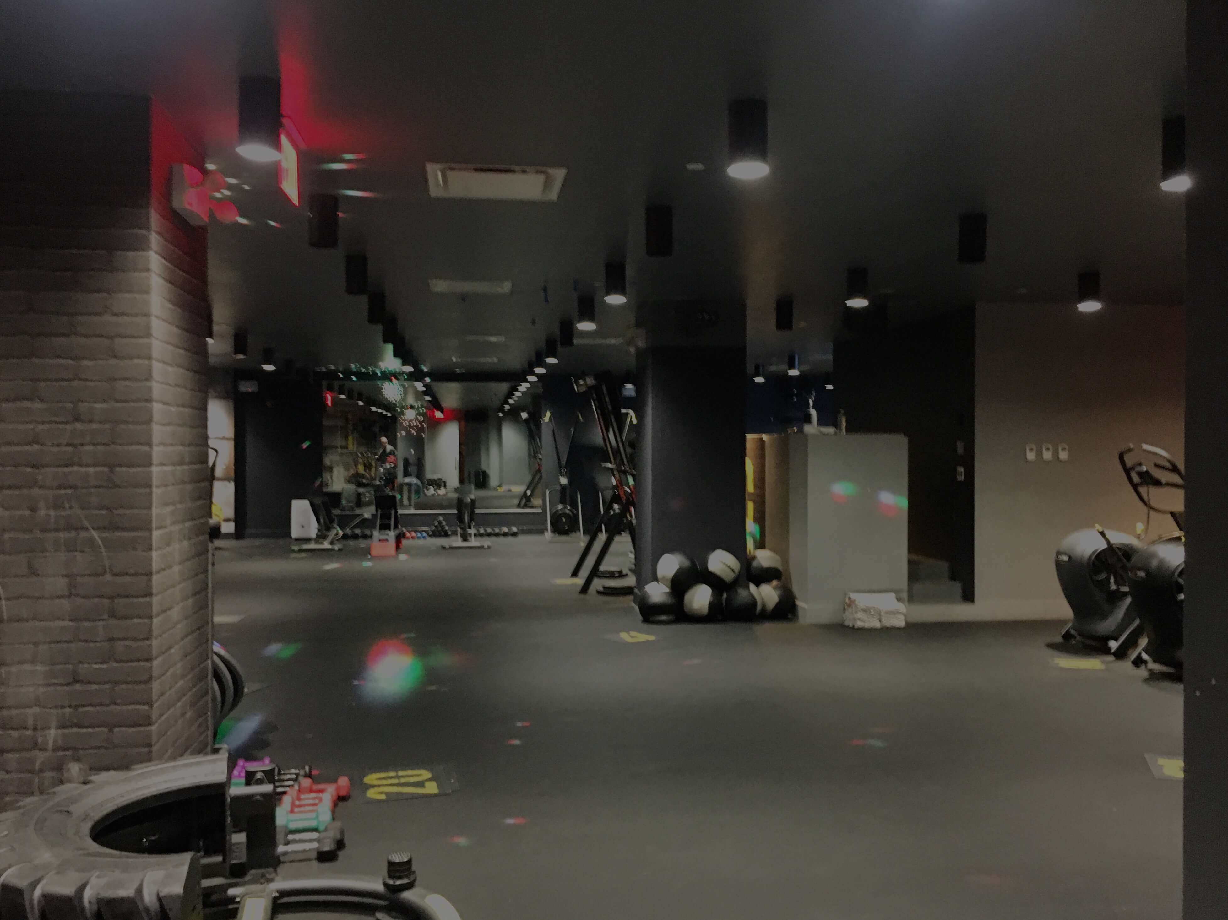 Switch Playground HIIT top NYC workout - fitness studio on ClassPass