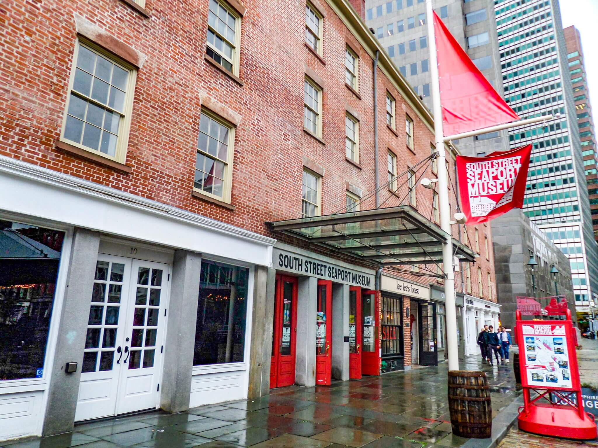 NYC South Street Seaport Museum