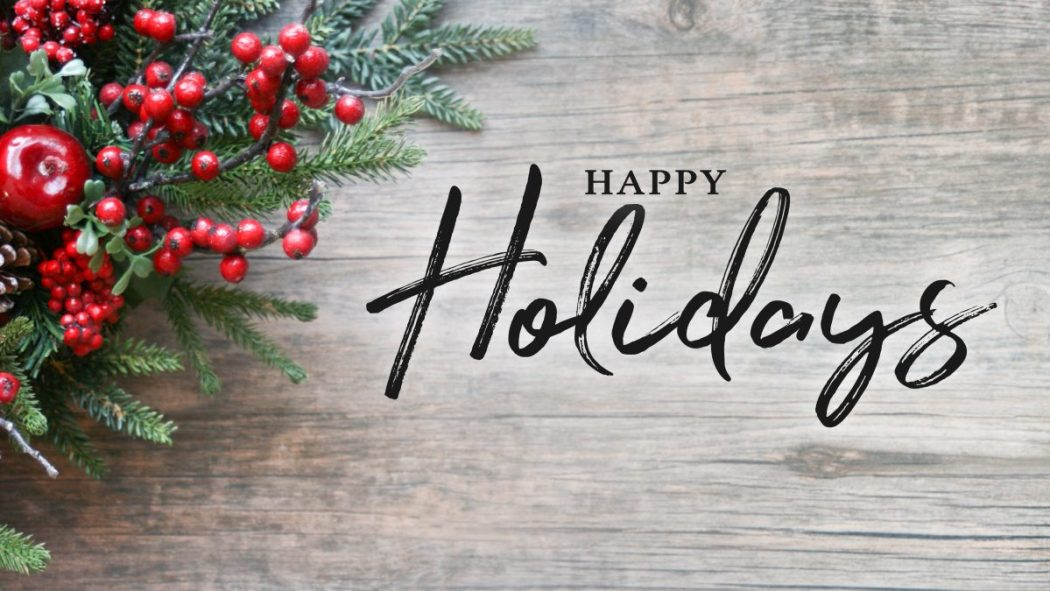 Tips for your Holiday Season