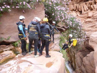 canyon MARIWATE marrakech maroc morocco canyoning (27)
