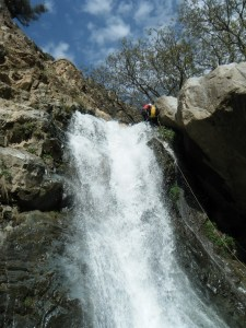 Paysage canyon Setti Fatma.