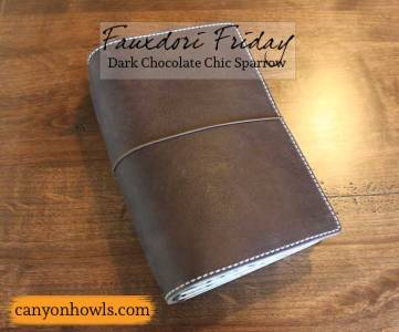 Chic Sparrow dark chocolate creme brulee