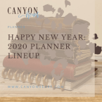 Happy New Year: 2020 Planner Lineup featured
