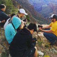 Nate Loper Grand Canyon teaching