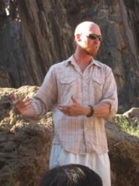 Jon Albert Grand Canyon teaching