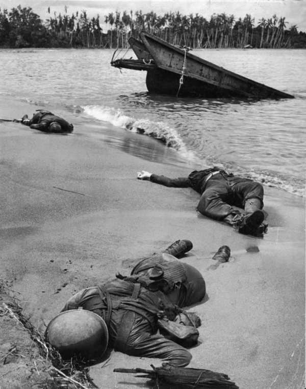 35 Sad Pictures From History That Completely Shook The World