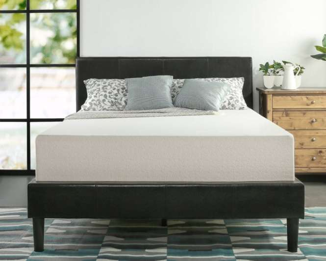 Best Memory Foam Mattress Include A 3 Inch Thick High Rate Quality And 2 Extra Soft D With 5 Base