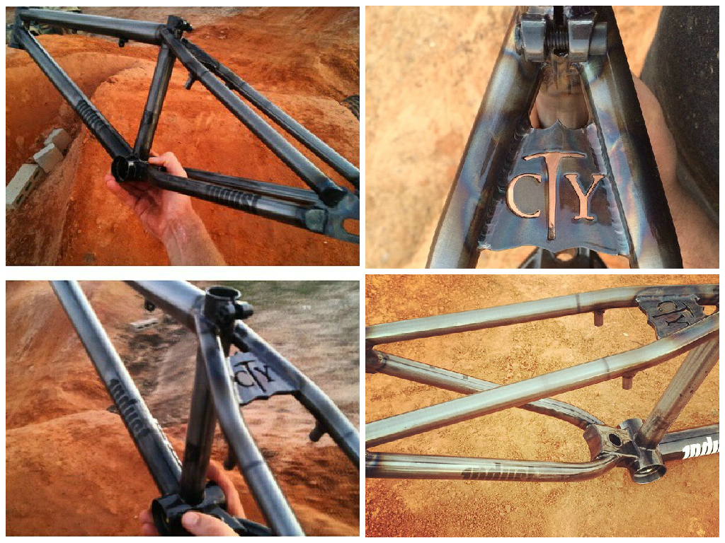 CTY x Indust Frame