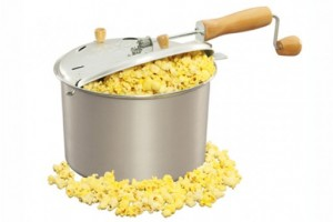 you pop microwave popcorn on the stove