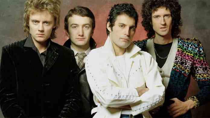 Canzoni Queen Freddie Mercury