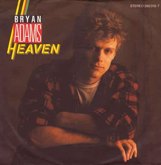 Heaven Bryan Adams Testo Video e traduzione canzone heaven bryan adams testo Bryan Adams – Heaven (Testo, traduzione e video canzone) Heaven Bryan Adams 45 giri