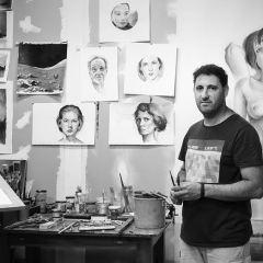 Julián Delgado: creador de espacios para el arte