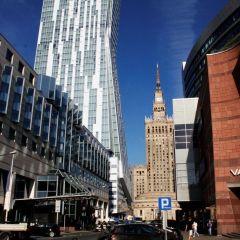 Varsovia: paseo foto–gastronómico