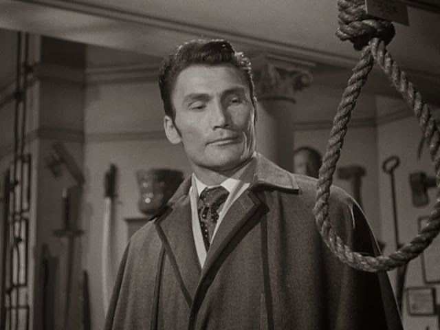 Jack Palance protagonizó 'The man in the attic'.