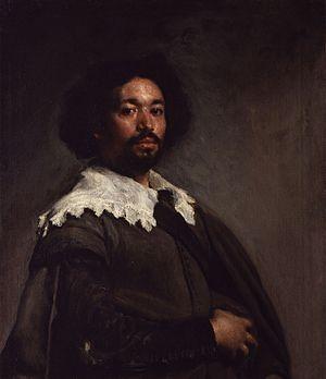 El pintor negro Juan de Pareja retratado por Velázquez.