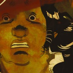 Goya vuelve a la historieta