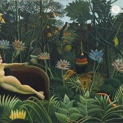 Henri Rousseau, la alegría de pintar