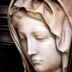 La Virgen de Brujas: Miguel Ángel lejos de Italia