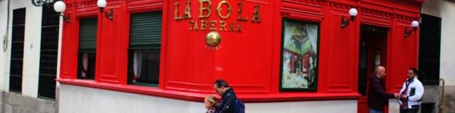 Madrid en tres vuelcos