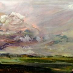 'El latido y la furia': la pintura visionaria de Juan Carmona Vargas