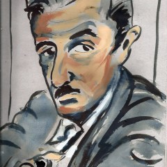 William Faulkner, de profesión granjero