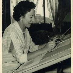 Matilde Ucelay, pionera de las arquitectas españolas
