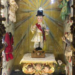 El Niño Jesús republicano de Miranda do Douro
