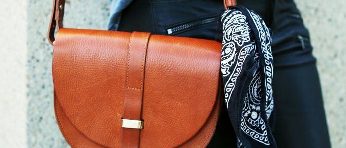 Amarre-se na tendencia – como usar bandanas