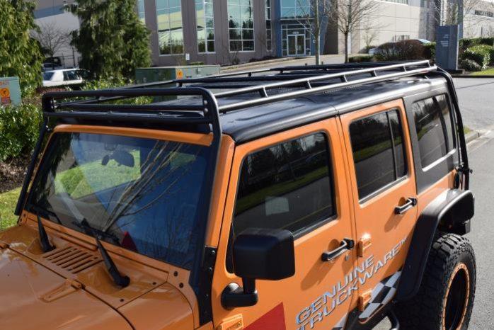 gobi jeep jk stealth rack cap it