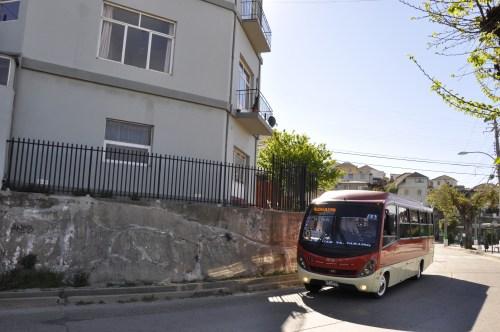 J+53 Prendre le bus «El O»