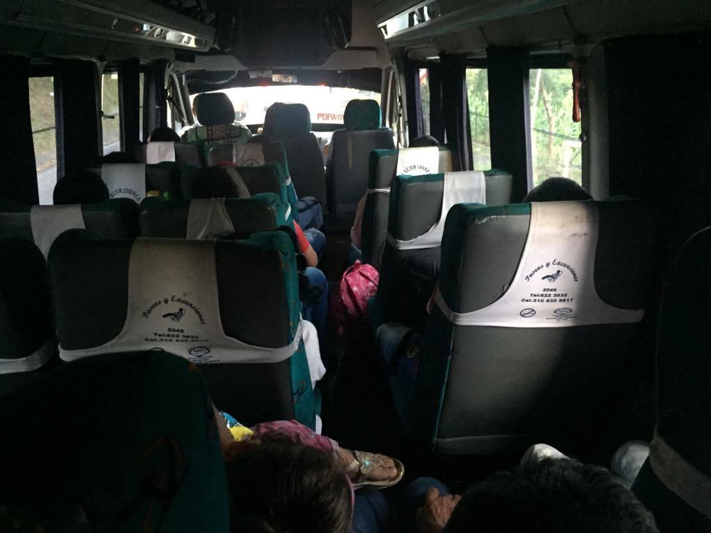 J+101 En route pour Medellín…