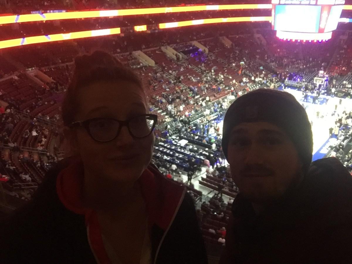 J+169 76ers Philadelphia VS New York Knicks (NBA)