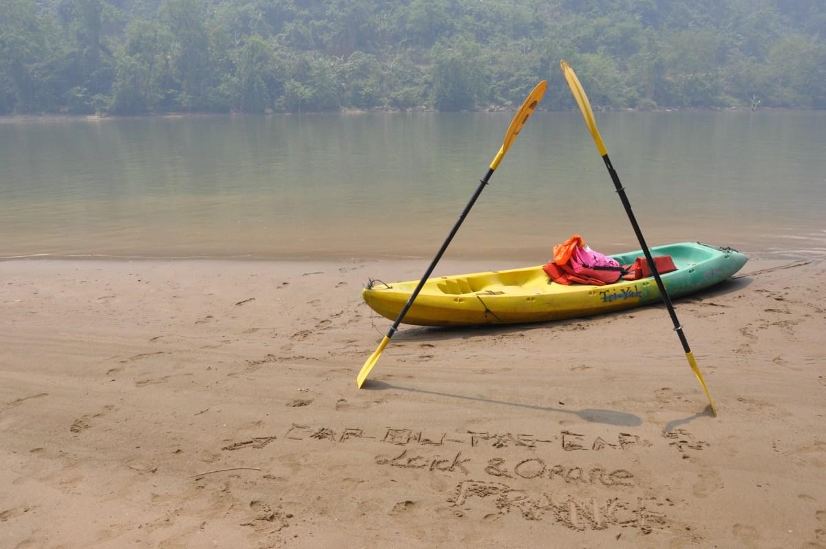 J+228 Du kayak sur la Nam ou
