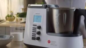 le robot cuiseur monsieur connect
