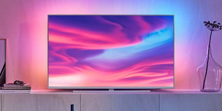 tv philips the one 58 pouces