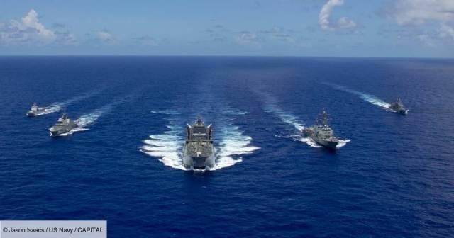 Les forces américaines et australiennes s'unissent pour contenir la Chine -  Capital.fr