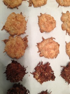 rosie's bakery cookbook coconut macaroons capability mom
